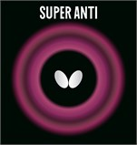 BUTTERFLY SUPER ANTI RAKET LASTİĞİ